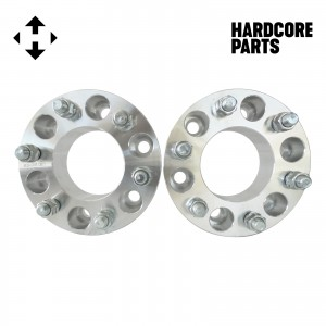 "2 QTY Wheel Spacers Adapters 4"" (2 inch Per Side) fits all 6x135 vehicle to 6x135 wheel patterns with M14 - 2.0 threads"