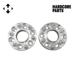 """2 QTY Wheel Spacers Adapters 1.5"""" fits all 6x4.5 (6x114.3) Hubcentric vehicle to 6x4.5 wheel patterns with 12x1.25 threads - Fits Nissan Frontier Pathfinder Xterra"""