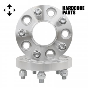 2 QTY 20MM 5x4.75 to 5x4.5 Hub Centric Wheel Spacer Adapters Hub Bore 72.56 / Wheel Bore 60.1 Thread 12x1.5