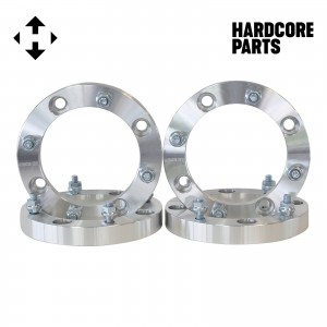 "4 QTY ATV Wheel Spacers 1"" fits all 4x156 bolt patterns - Compatible with Yamaha Polaris Ranger Sportsman RZR Predator YFM660 YFM700 Raptor Banshee"