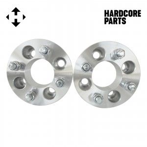 "2 QTY Golf Cart Wheel Spacers 2"" fits all 4x4 bolt patterns - Compatible with EZ GO EZGO Club Car Golf Cart"
