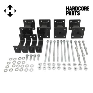 "EZ-GO 1980-1994 Electric Golf Cart 5"" inch Lift Kit"