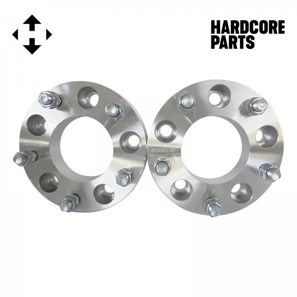 40 4040 Per Side 40x404040 To 40x4040 Wheel Spacers Adapters Ford 40 QTY Impressive 2003 F150 Lug Pattern