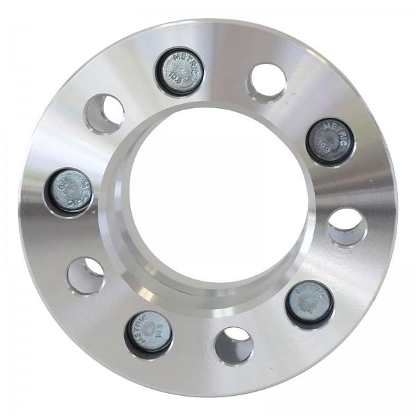 4 Qty 1 5x4.75 Wheel Spacers Adapters 5x120 M12x1.5 Studs 20 Qty Spline Lug Nuts and Key