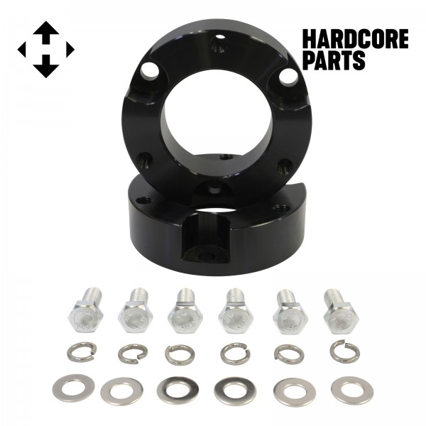 2 Front Lift Leveling Kit Compatible with 1995-2004 Toyota Tacoma 4Runner
